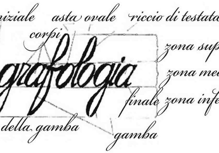 Progetto di Grafologia